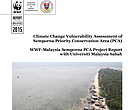 Climate Change Vulnerability Assessment of Semporna Priority Conservation Area (PCA)