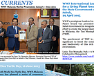 CURRENTS: WWF-Malaysia Marine Newsletter for January - June 2015