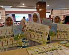 School students who came to participate in the launch of the Eco-Schools Melaka Programme.