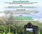 Calling all Malaysians to join our 'Eyes on Fraser's Hill' photography contest. Submit your best entries by 12 February 2017 to win yourselves some cash and cool Nikon premium items.