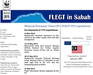 Malaysia-European Union (EU) FLEGT VPA negotiations