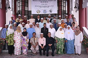 Gerik Imam Workshop in Perak, Malaysia