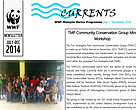 CURRENTS: WWF-Malaysia Marine Newsletter for  July-Dec 2014