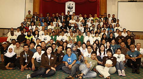  / &copy;: WWF-Malaysia / Rahana Husin