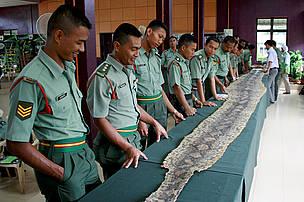 Army Workshop, Jeli, Kelantan, Malaysia