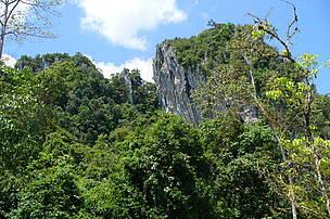 Gunung Stong, Jelawang, Kelantan, Malaysia