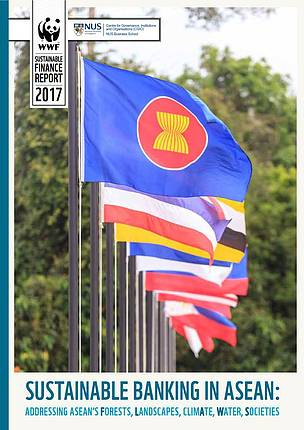 Sustainable Banking in ASEAN: Addressing ASEAN's Forests, Landscapes, Climate, Water, Societies